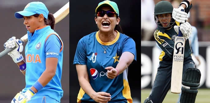 10 Top Women Cricketers who Bowled Us Over