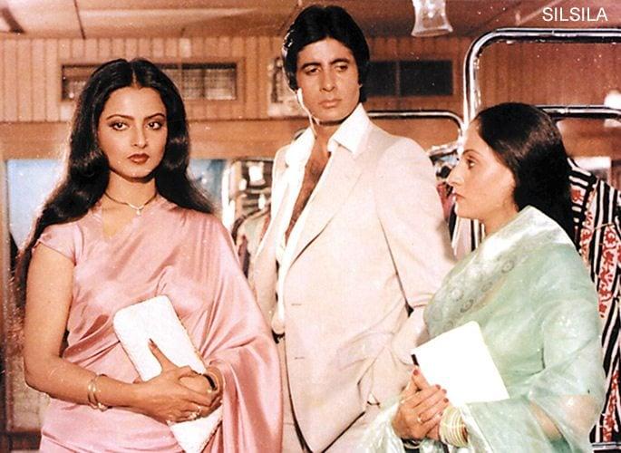 amitabh rekha - bollywood secrets