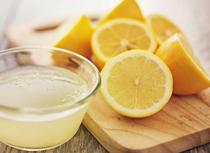 vagina lightening lemon juice