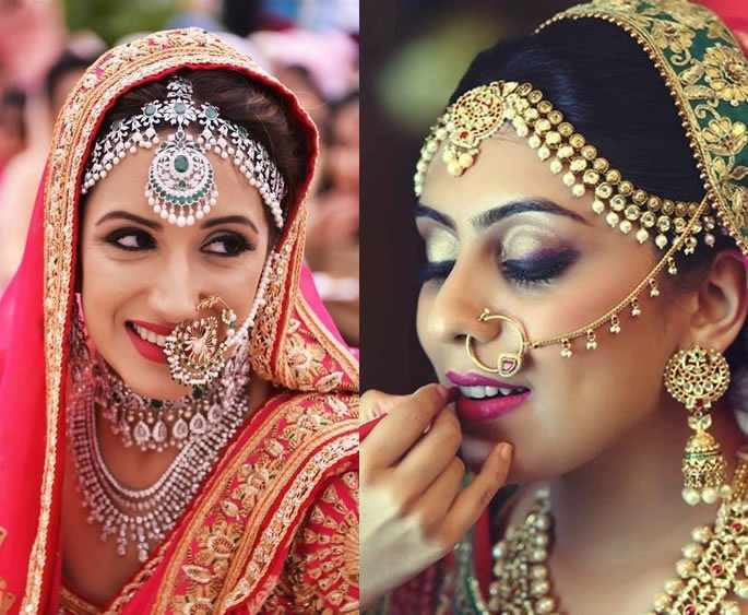 Meghan - desi bridal makeup