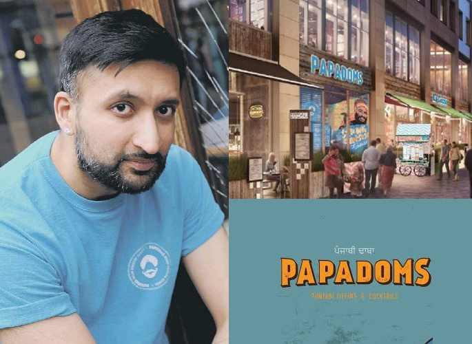 papadoms sanghera