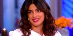 Priyanka Chopra talks Apu and attending Royal Wedding