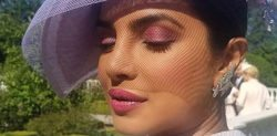 Priyanka Chopra attends The Royal Wedding in Elegant Style