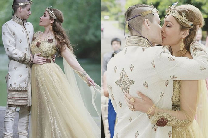 sofia hayat wedding