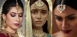 10 Tikka Designs for the Forehead of the Gorgeous Bride