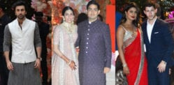 Who attended Akash Ambani and Shloka Mehta's Pre-Engagement Party?