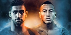 Amir Khan to Fight Samuel Vargas at Arena Birmingham