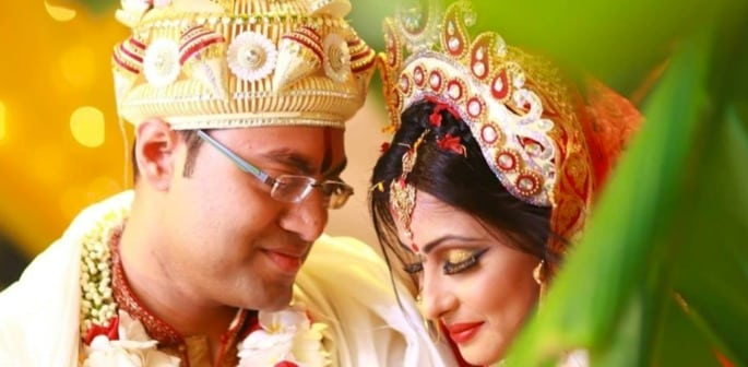 Bangladeshi Wedding Ceremony