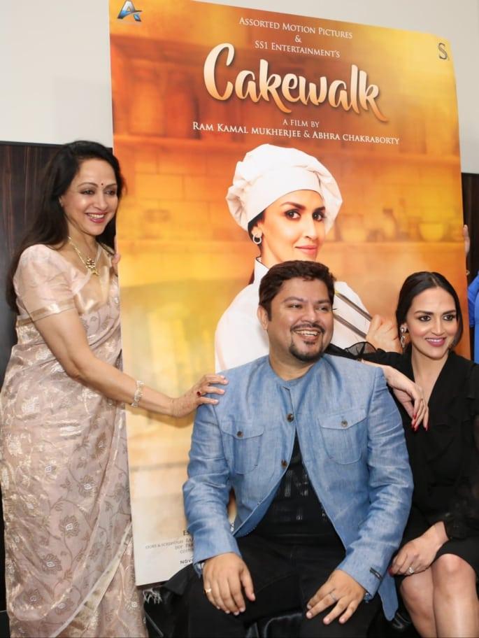 Esha Deol's Cakewalk marks Bollywood Comeback