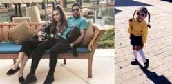 Faryal Makhdoom missing her 'babies' on Trip