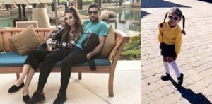 Faryal Makhdoom missing her 'babies' on Trip