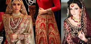 Gorgeous Red Bridal Lehengas for Your Wedding Day