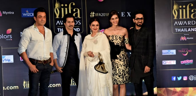 19th IIFA 2018 Awards to Take Place in Bangkok