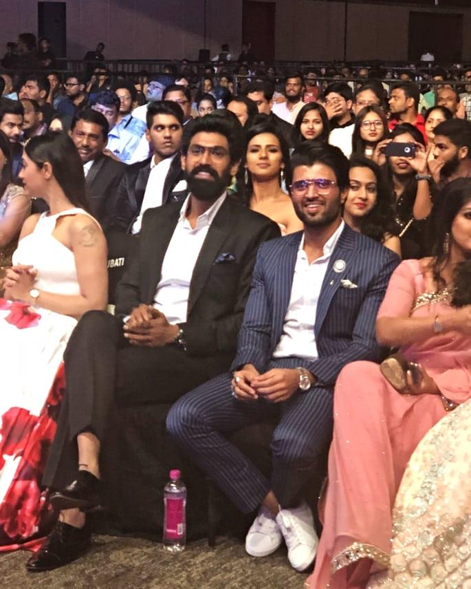65th Jio Filmfare Awards South 2018 Winners | DESIblitz