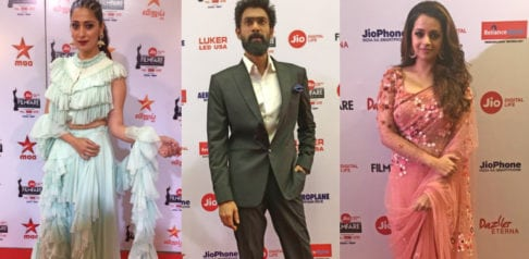 65th Jio Filmfare Awards South 2018 Winners