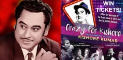 Win Tickets to see Kishore Kumar: The Musical Journey