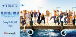 Win Tickets to see Mamma Mia! Here We Go Again