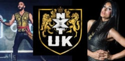 WWE welcomes the Arrival of NXT UK