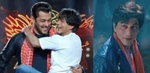 SRK dances with Salman Khan in Zero Teaser