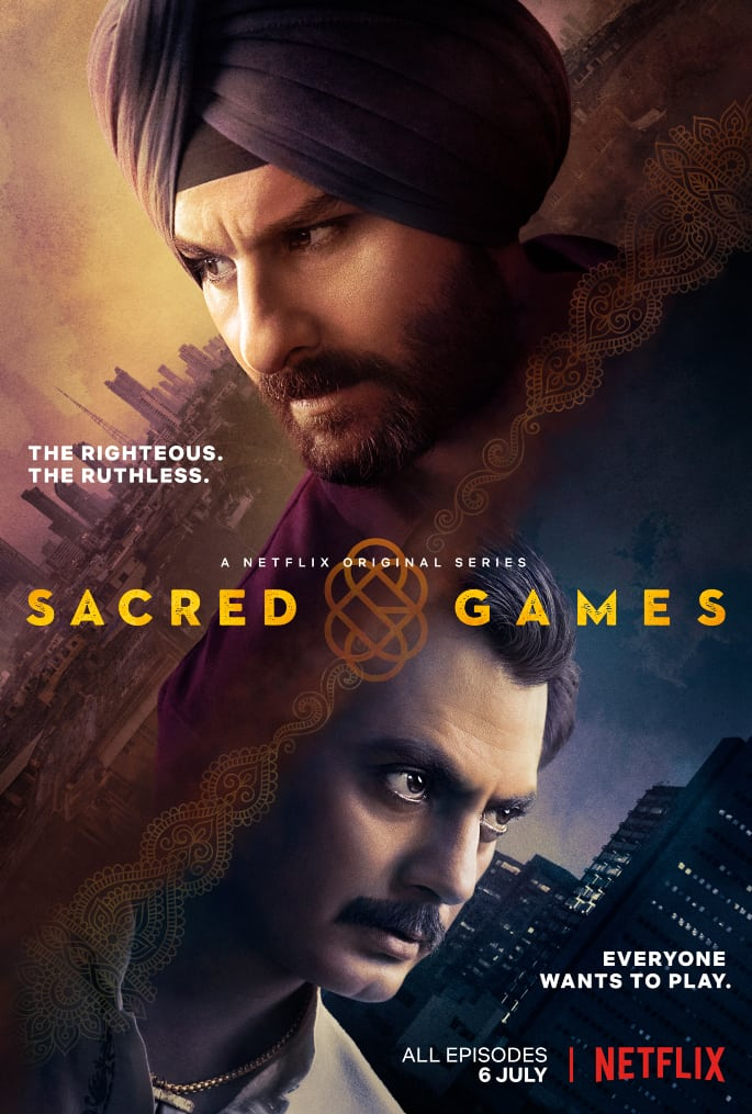 Sacred Games: Poster