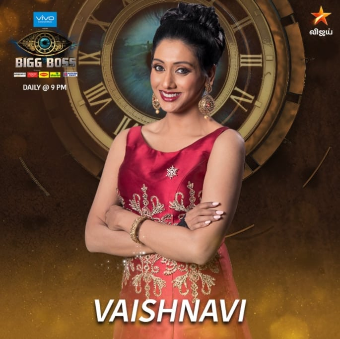 Big Boss Tamil 2 Contestant Vaishnavi
