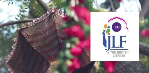 ZEE Jaipur Literature Festival 2018 at The British Library