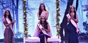 Femina Miss World 2018 - Anukreethy Vas