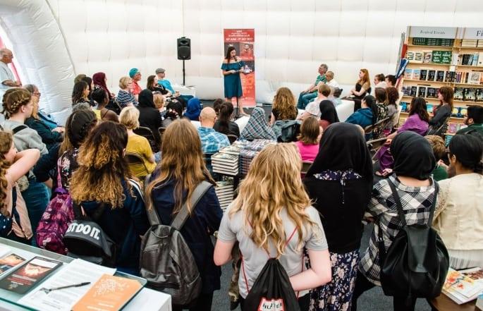 Bradford Literature Festival - 2017 Poetry