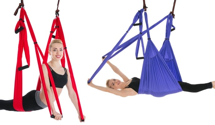 Buying a Yoga Swing