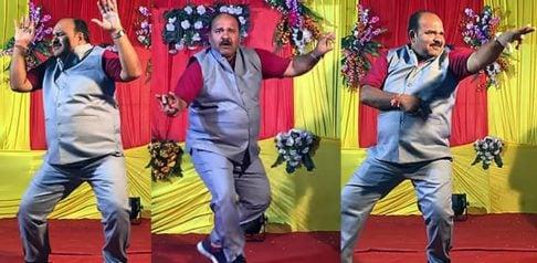 dancing uncle viral