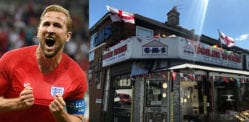 Indian Shop Owner gets Abusive Letters for England Flags