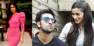 Katrina Kaif doubtful about Ranbir Kapoor and Alia Bhatt Relationship