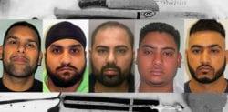 Gang of Men jailed for Killing Man in Adultery Revenge Attack