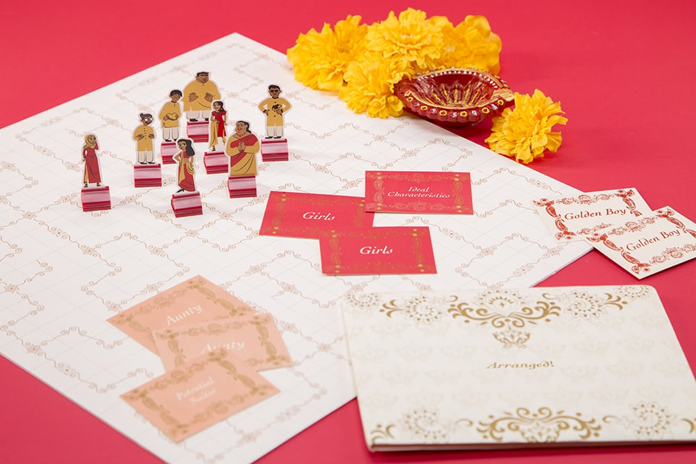 Up for an arranged marriage? Nashra's game tells you what you're signing up for.
