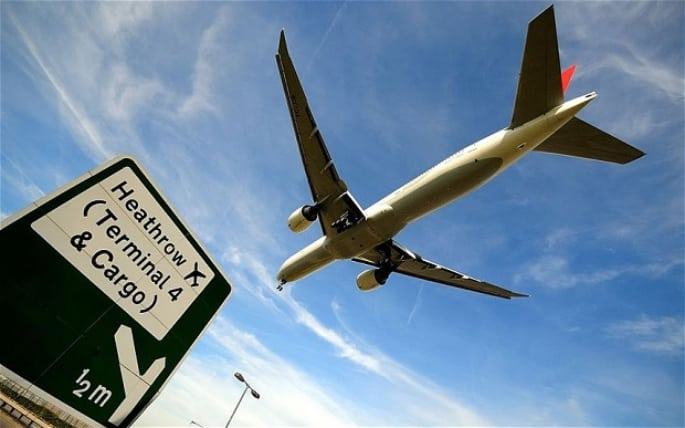 Heathrow Plane - Cocaine Smuggling