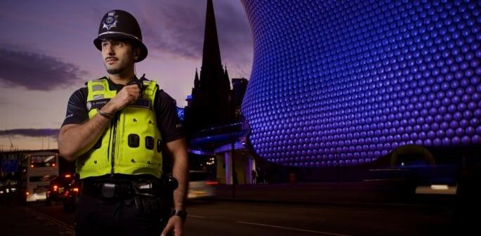 West Midlands Police: Karandeep Sandhu