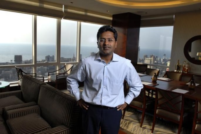 Indian Fraudsters - Lalit Modi