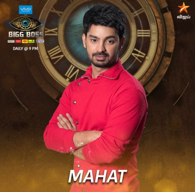 Big Boss Tamil 2 Contestant Mahat