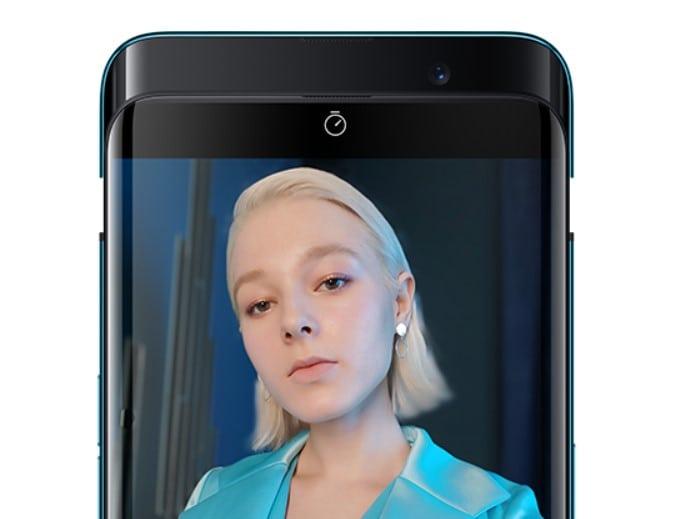 Oppo Find X Smartphone Camera
