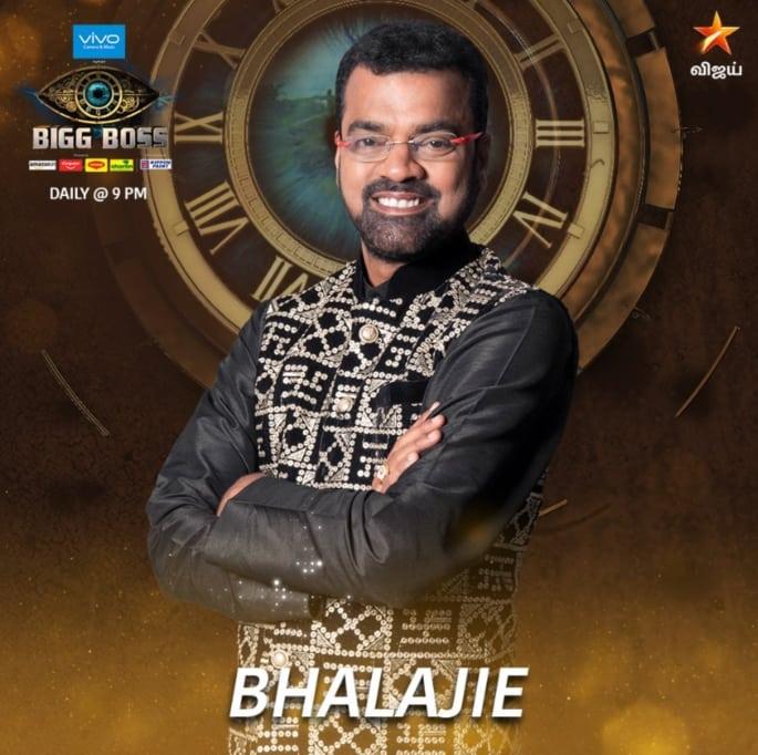 Big Boss Tamil 2 Contestant Thaadi Bhalajie