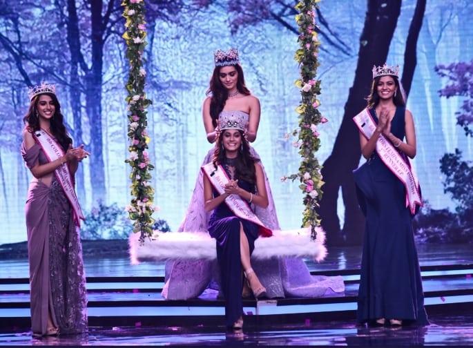 Femina Miss World 2018 - Winner and Runner-ups