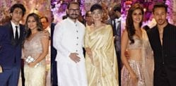 Best Dressed at Akash Ambani and Shloka Mehta's Engagement