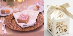 Creative Ideas For Your Wedding Favours