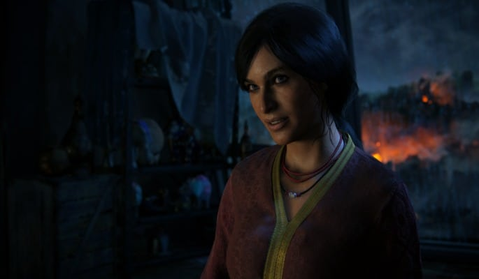 Chloe - Uncharted The Lost Legacy