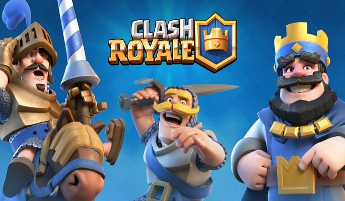 Clash Royale - 7 Mobile Games