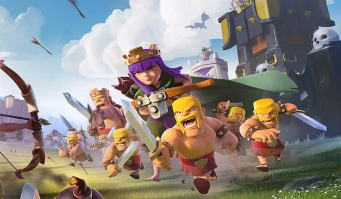 Clash of Clans - 2 Mobile Games