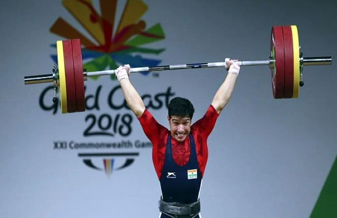 Deepak Lather Indian male weightlifters