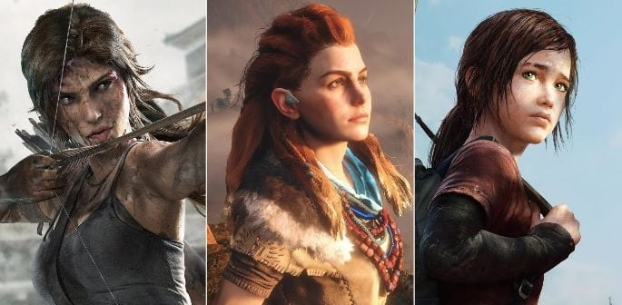 Best Video Games with Playable Female Characters