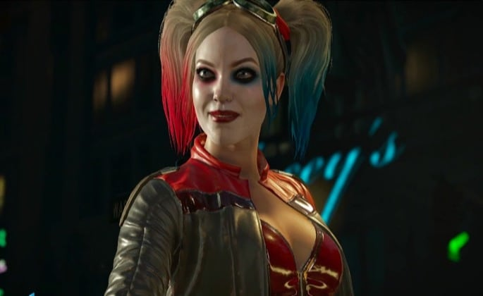 Harley Quinn - Injustice 2