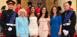 UK 'Royal Family' groove to Bollywood Song in Housefull 4